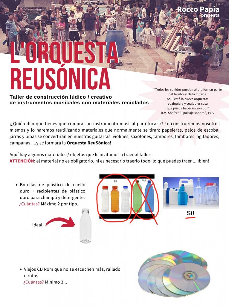 Listado materiales Orquesta ReuSónica_ES